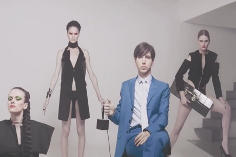 "Tiga ""Plush"" (video)"
