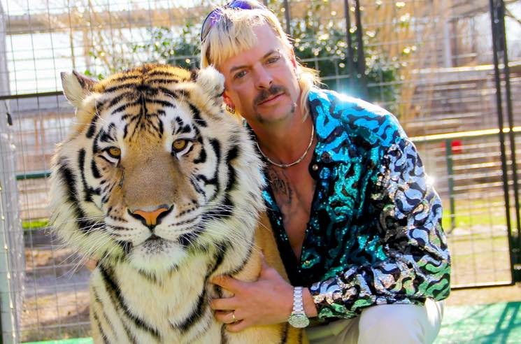 Joe Exotic Is Releasing a 'Tiger King' Memoir from Prison