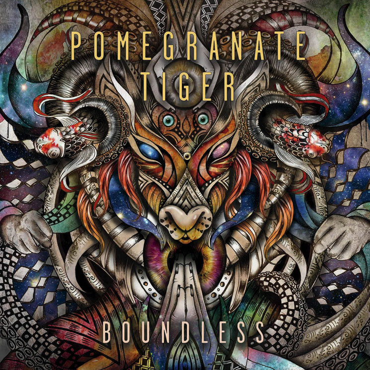Pomegranate Tiger Boundless