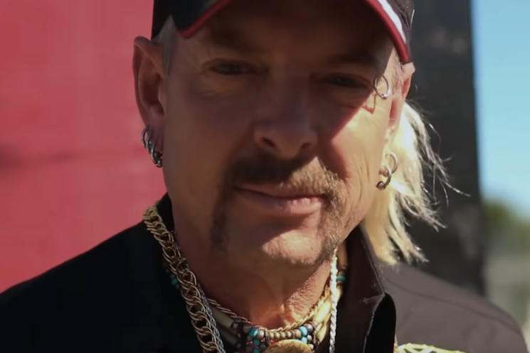 Joe Exotic files $94 million lawsuit over his prosecution