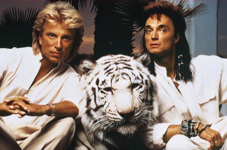 The 'Tiger King' Creators Are Making an Episode About Siegfried & Roy