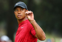 Tiger Woods Extracted from Car Crash Using Jaws of Life