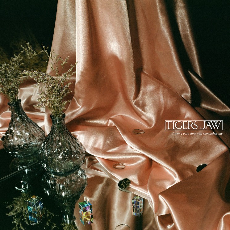 Tigers Jaw's Relationship Woes Mature Nicely on 'I Won't Care How You Remember Me'