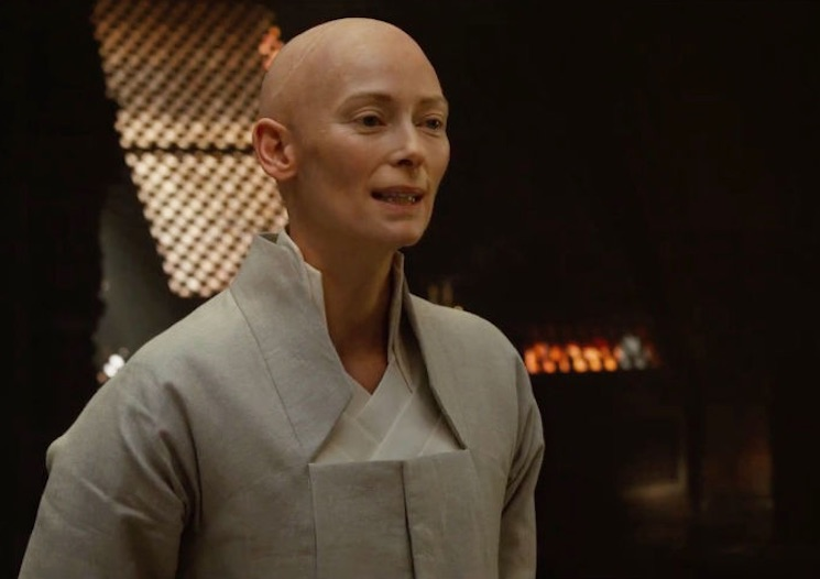Tilda Swinton Leaks Margaret Cho Emails About 'Doctor Strange' and Whitewashing