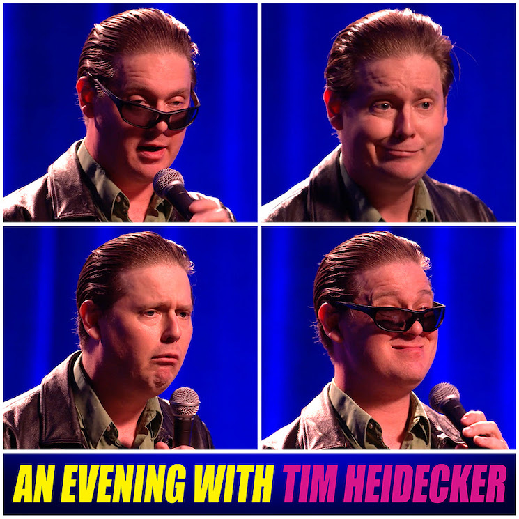 Tim Heidecker Is Releasing His First-Ever Standup Comedy Special