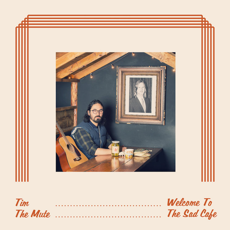 Tim the Mute Returns with 'Welcome to the Sad Cafe' LP