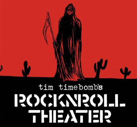 Tim Armstrong Releases Album Alongside 'RockNRoll Theater' Web Series