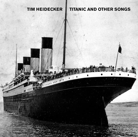 Tim Heidecker Unveils 'Titanic and Other Songs' Vinyl Release