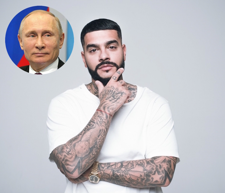 A Pro-Putin Rapper Has Released (and Deleted) the Most Disliked YouTube Video in Russian History