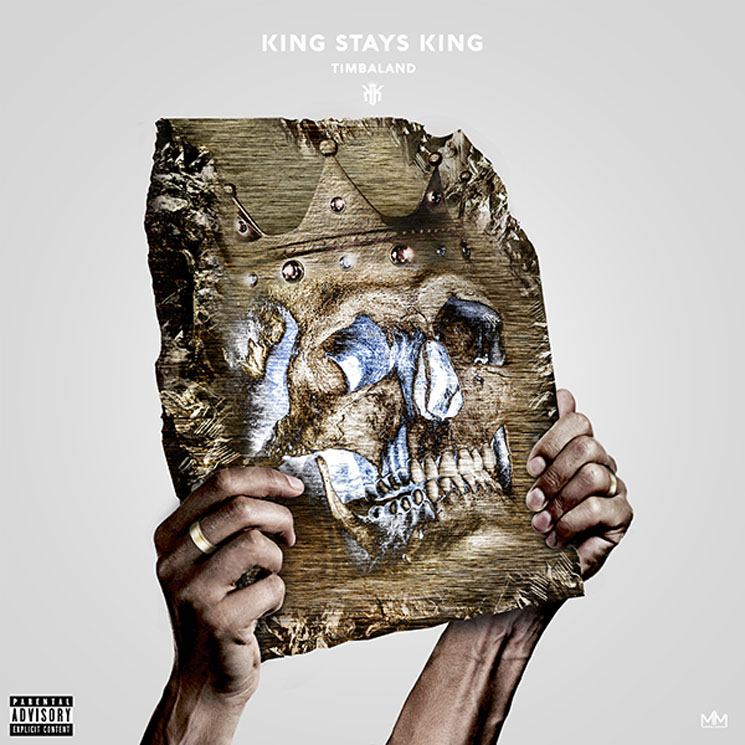 Timbaland 'King Stays King' (mixtape)