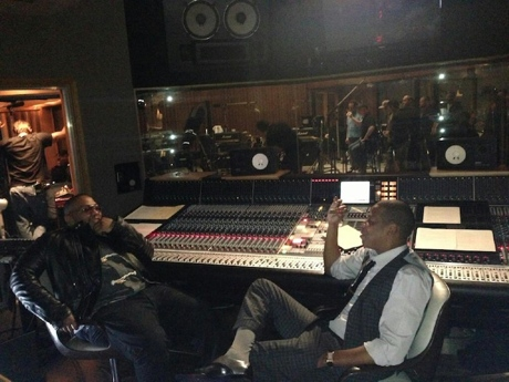Timbaland Signs to Jay-Z's Roc Nation