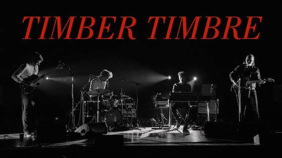 ​Timber Timbre / Avec Pas D'Casque Le National, Montreal QC, September 10