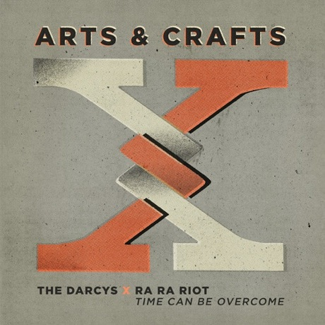 "The Darcys x Ra Ra Riot ""Time Can Be Overcome"" (Constantines cover)"