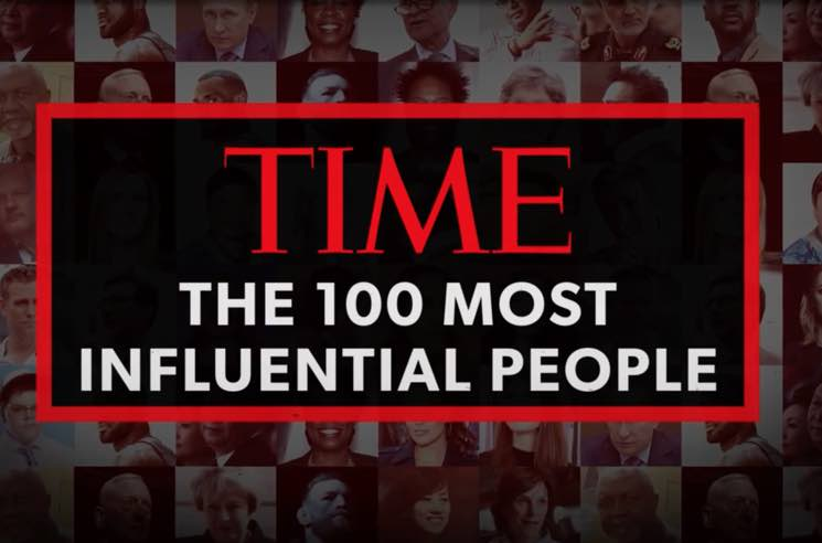 'TIME' Reveals 2017 List of the 100 Most Influential People