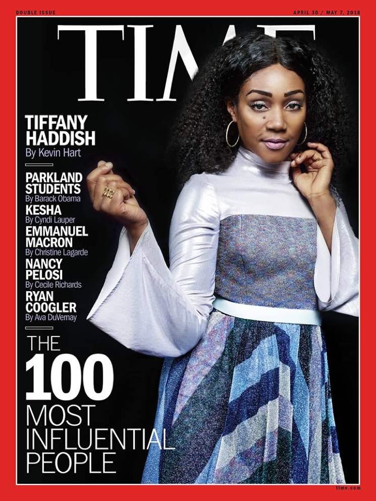 ​'TIME' Names Tiffany Haddish, Cardi B, Millie Bobby Brown Amongst 100 Most Influential People
