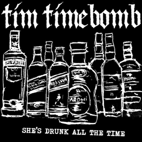 Rancid's Tim Armstrong Announces LP As Tim Timebomb and Friends