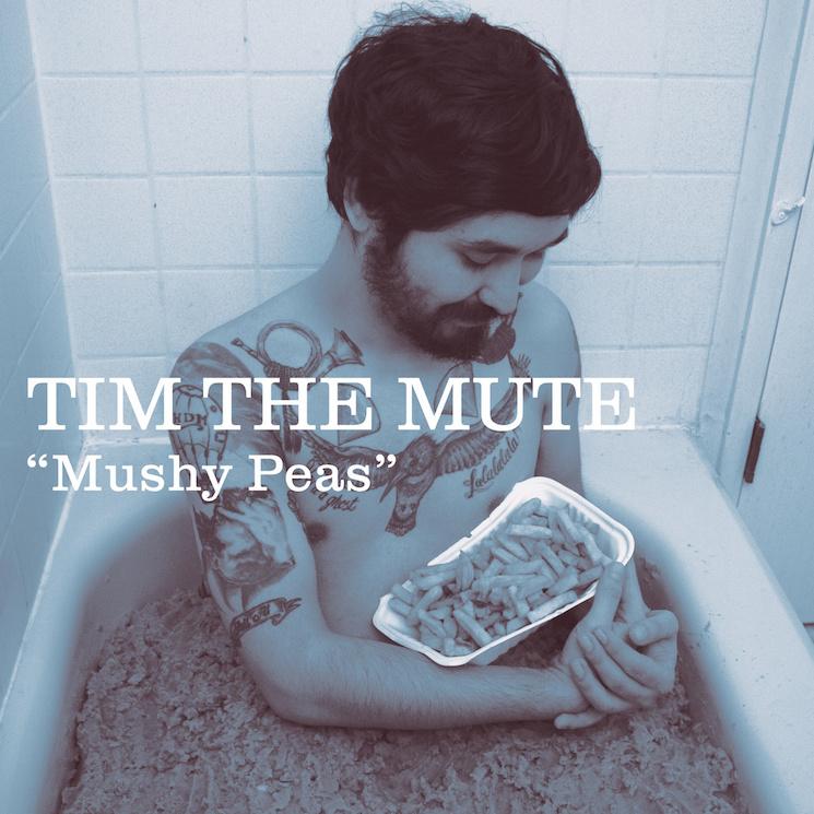 Tim the Mute 'Mushy Peas' (EP stream)