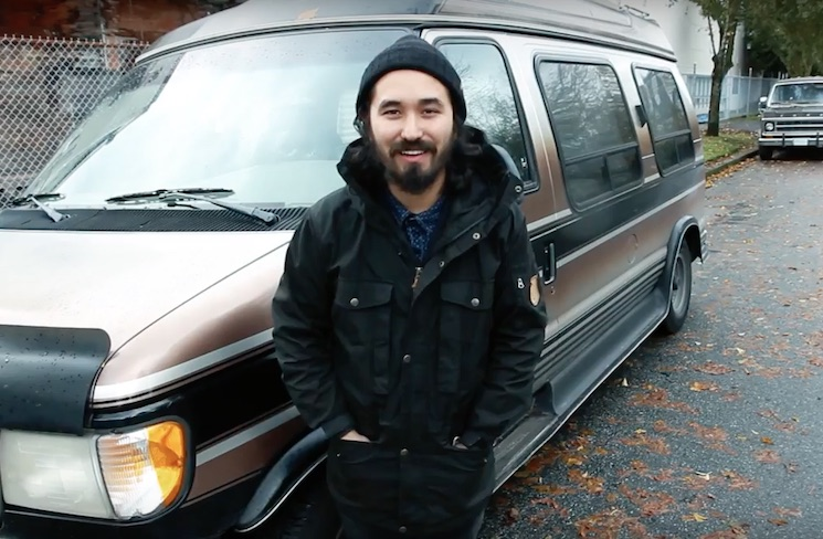 Tim the Mute 'Van' (video)