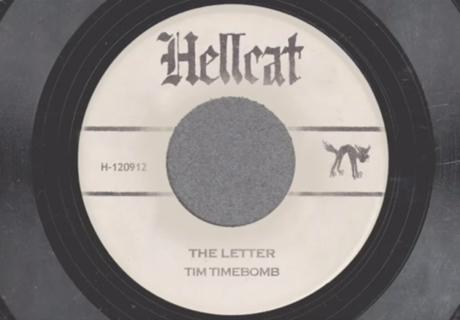 "Tim Timebomb ""The Letter"" (Wayne Carson Thompson cover)"