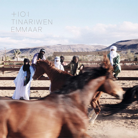 Tinariwen Return with 'Emmaar'