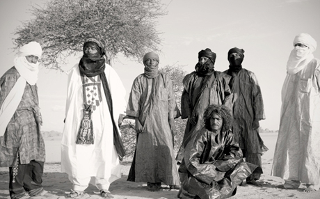 Tinariwen Announce 'Inside / Outside: Joshua Tree Acoustic Sessions' EP
