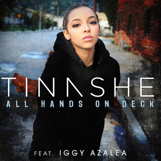 "Tinashe ""All Hands on Deck"" (remix ft. Iggy Azalea)"