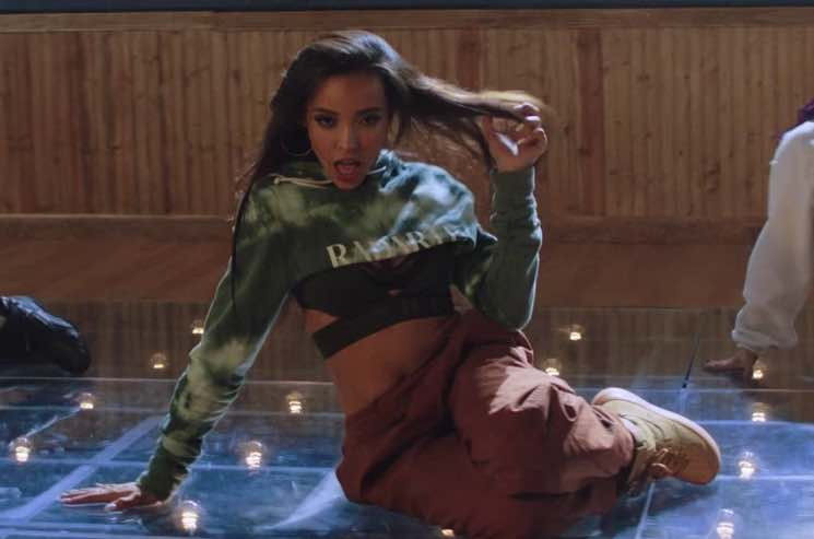 "Tinashe ""Company"" (video)"