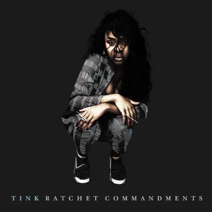 "Tink ""Ratchet Commandments"" (prod. Timbaland)"