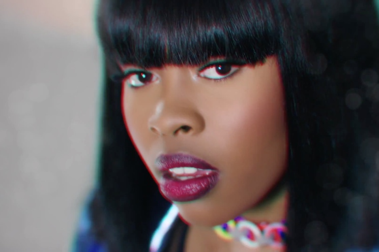 "Tink ""Million"" (Aaliyah cover) (video)"