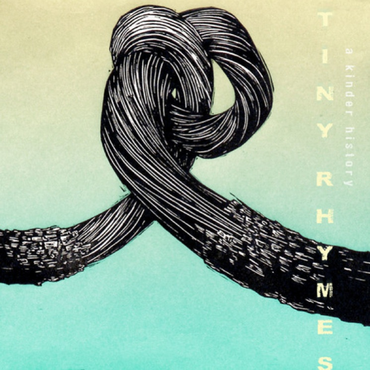 Tiny Rhymes 'A Kinder History' (EP stream)