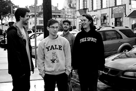 "Title Fight ""Head in the Ceiling Fan"" (video)"