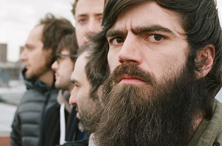 Titus Andronicus Frontman Defends '13 Reasons Why' Against Car Seat Headrest's Criticism