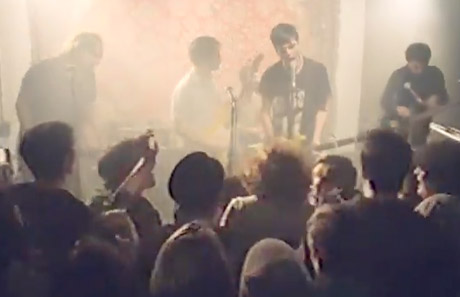 "Titus Andronicus ""Still Life with Hot Deuce and Silver Platter"" (video)"