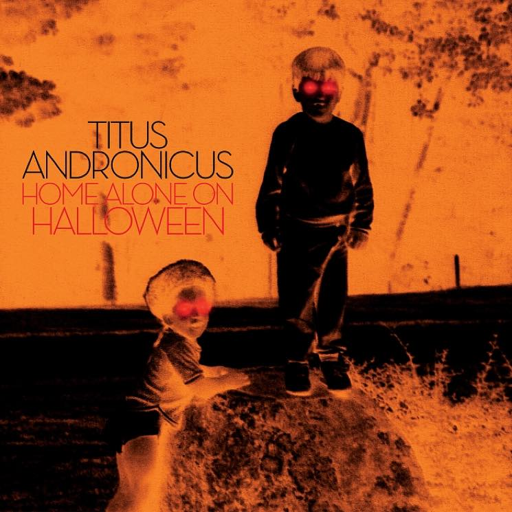 Titus Andronicus Release 'Home Alone on Halloween' EP