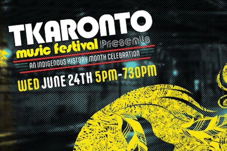 Tkaronto Music Festival Gets iskwē, Old Soul Rebel for Online Concert Series