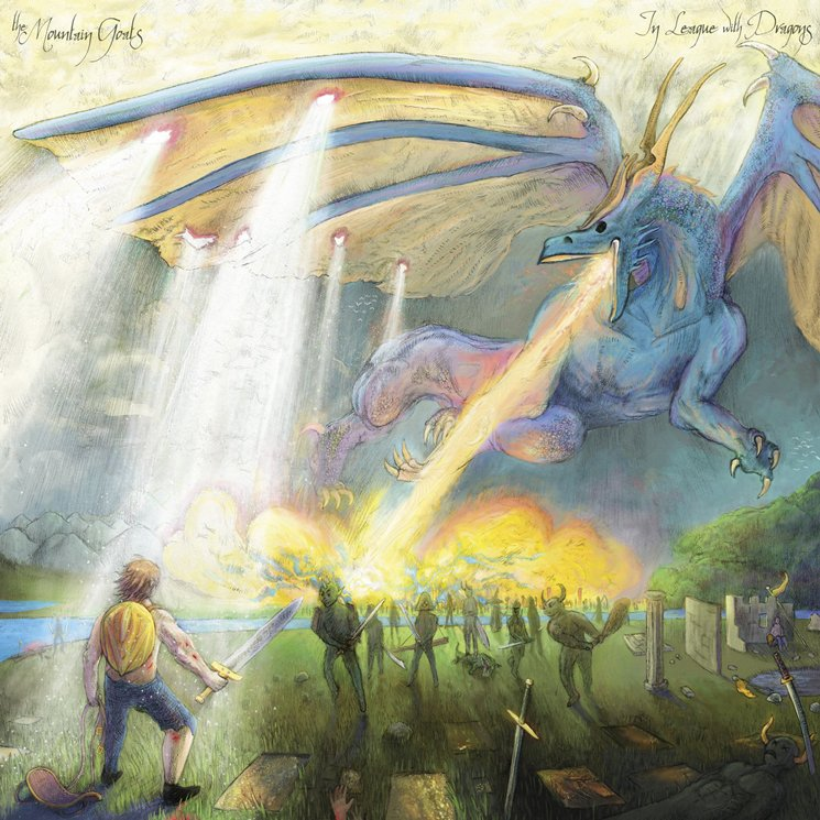 The Mountain Goats Announce New Album 'In League with Dragons'