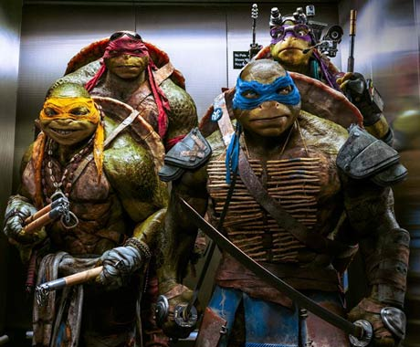 Reviews of 'Teenage Mutant Ninja Turtles,' 'Into the Storm' and 'An Honest Liar' Lead Our Film Review Roundup