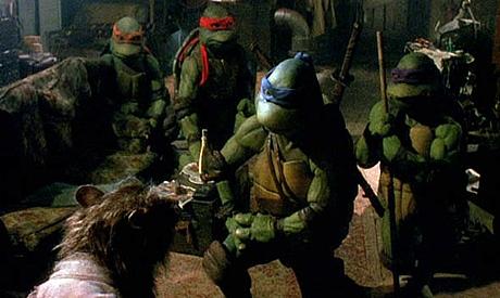 Teenage Mutant Ninja Turtles Steve Barron