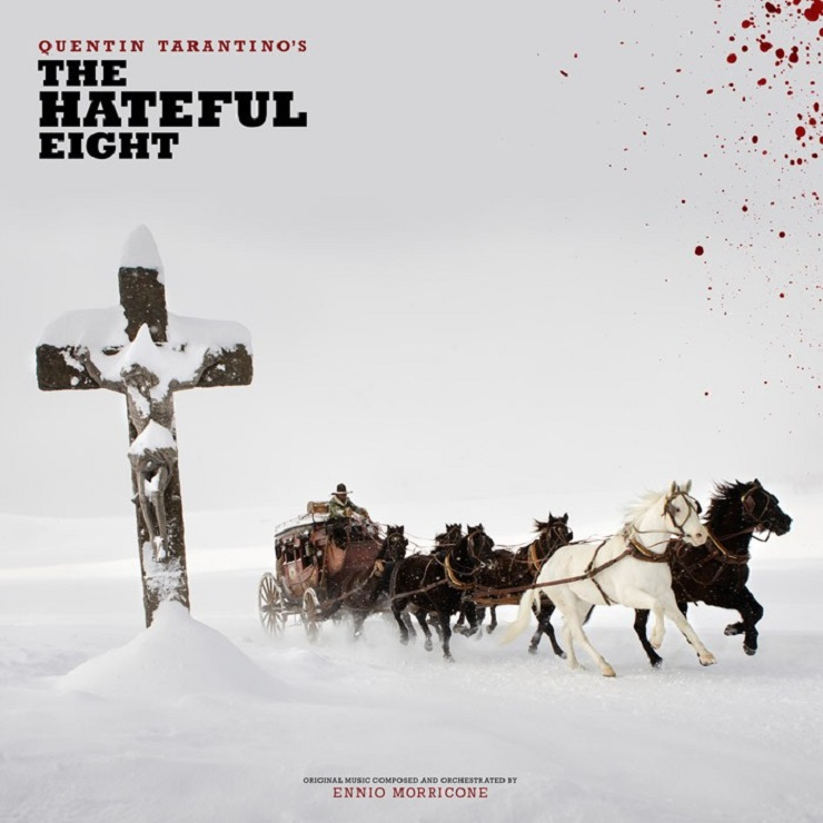 Ennio Morricone 'L'Ultima Diligenza di Red Rock' (from 'The Hateful Eight')