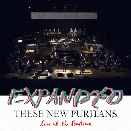 "These New Puritans ""Spitting Stars"" (live at the Barbican)"