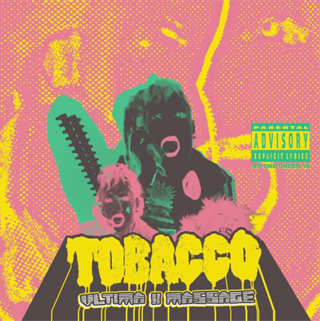 Black Moth Super Rainbow's Tobacco Announces 'Ultima II Massage'