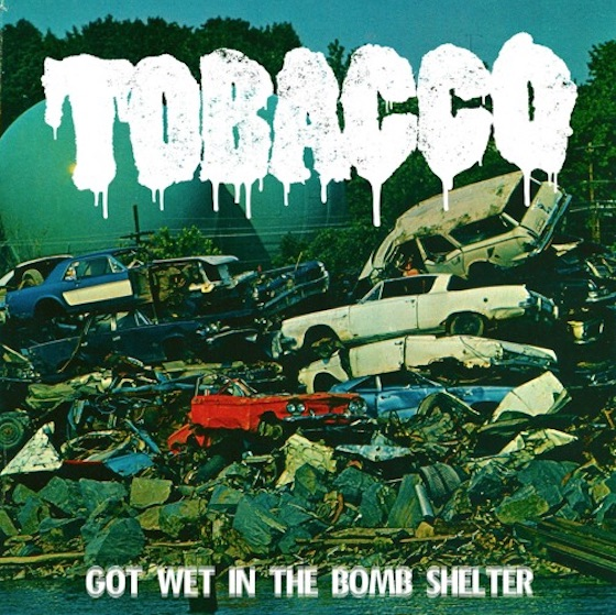 Tobacco 'Got Wet in the Bomb Shelter'