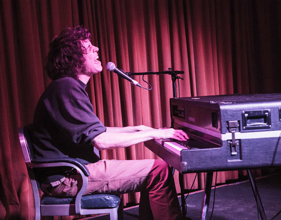 Tobias Jesso Jr. Piano Man