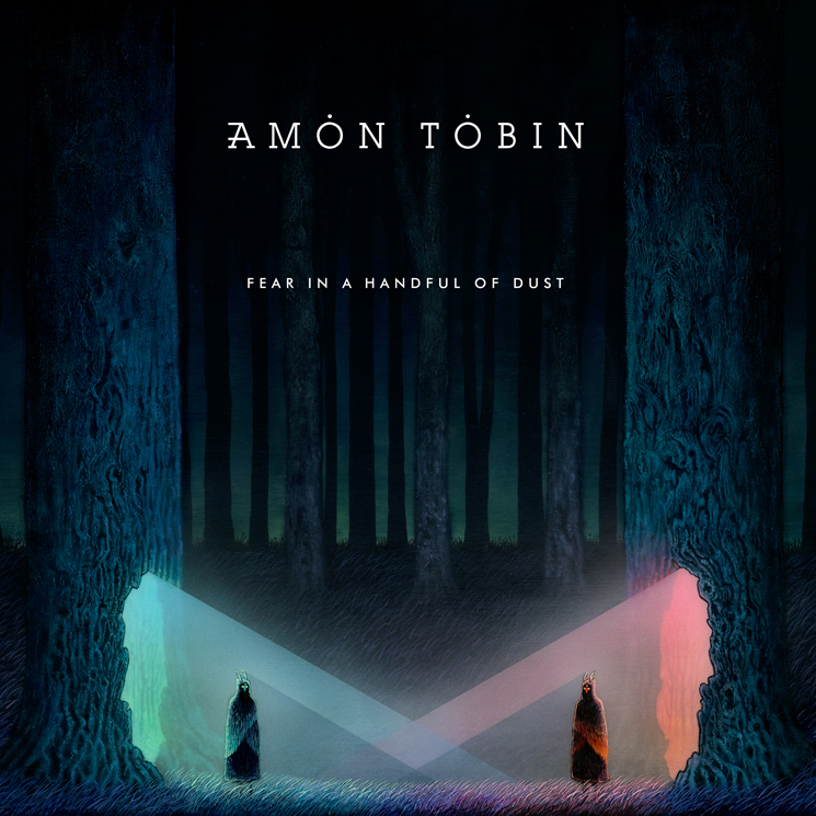 Amon Tobin Shares New Song 'Vipers Follow You'