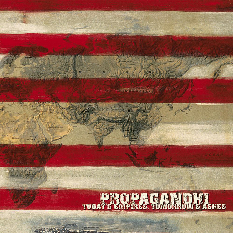 Propagandhi Treat 'Today's Empires, Tomorrow's Ashes' to Anniversary Reissue