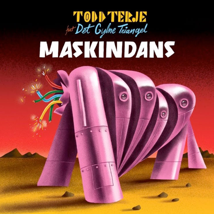 Todd Terje Previews New Album with 'Maskindans'