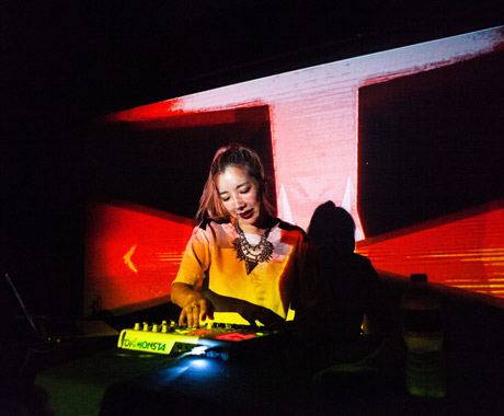 TOKiMONSTA / Made In Heights / Borealis Drake Hotel, Toronto ON, October 9
