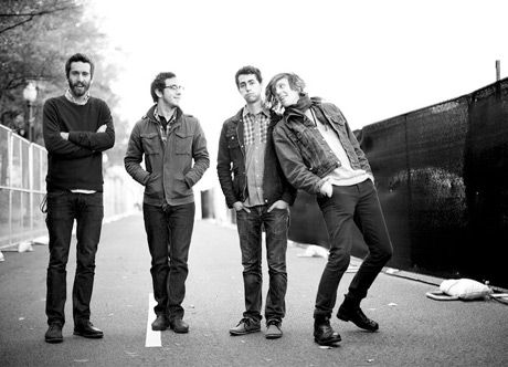 Tokyo Police Club Discuss Riff-Rocking New LP, Eye Early 2014 Release