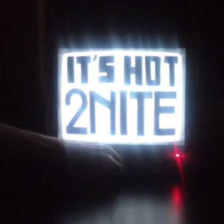"Tokyo Police Club ""Hot Tonight"" (lyric video)"