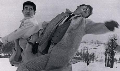 Tokyo Drifter Seijun Suzuki